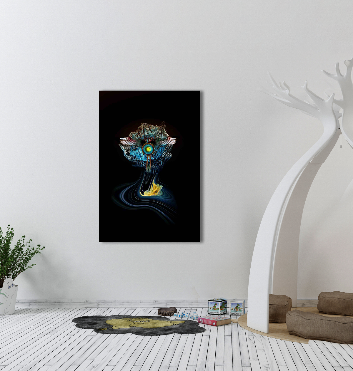 Mushroom Party - Limited Edition